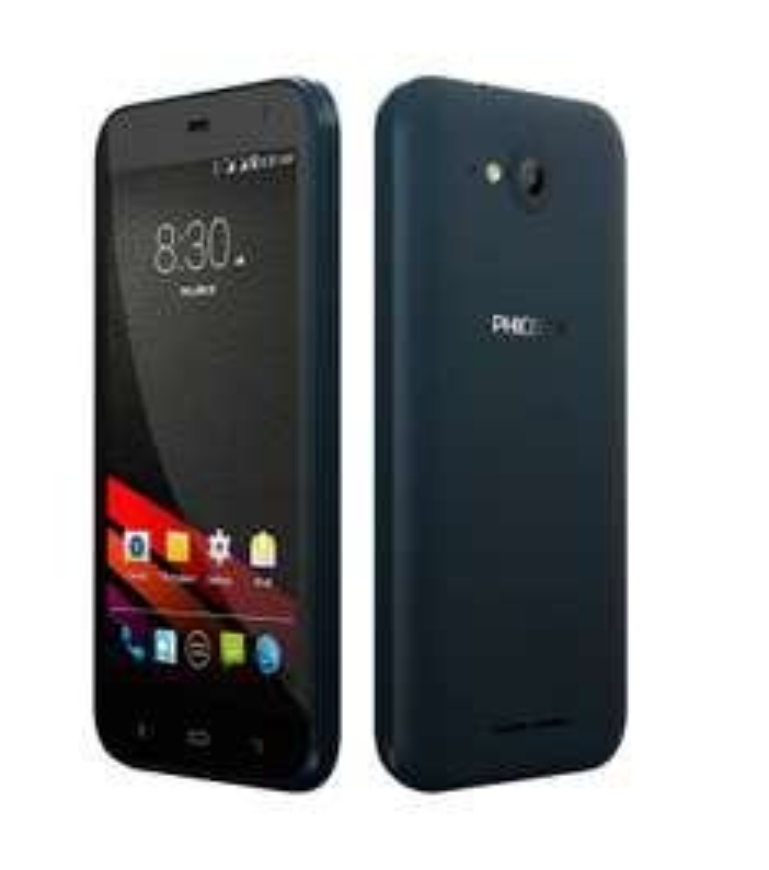 Phicomm CLUE M Smartphone (LTE, Dual Sim) für 59 € > [mediamarkt.de] > Vsk frei