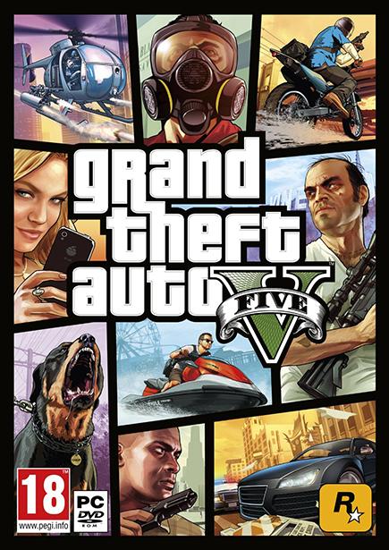 Grand Theft Auto V für 25.99€ bei Cdkeys!