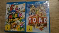 Müller Online+Offline Wii U Super Mario 3D World, Captain Toad Treasure Tracker und Mario Party 10 (keine Selects)