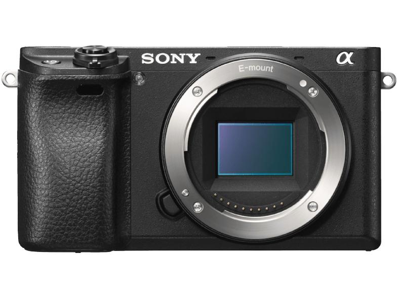 SONY Alpha 6300 Body (ILCE-6300B) Systemkamera 24.2 Megapixel