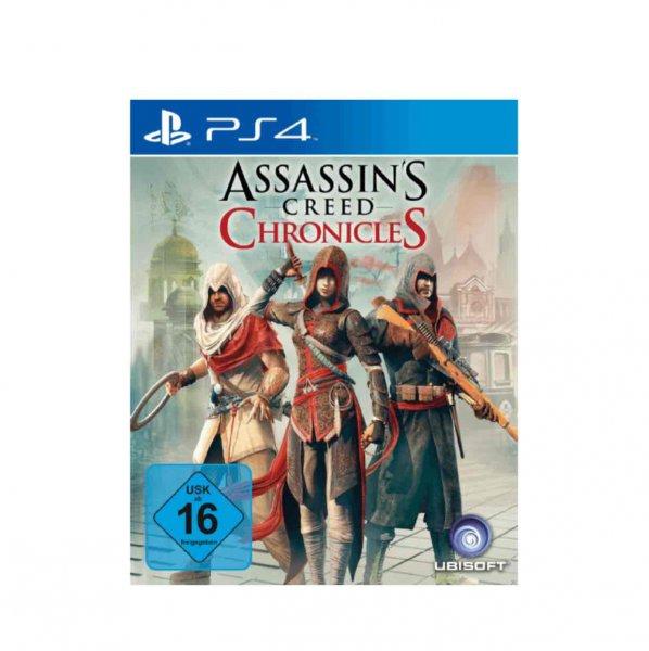 Assassins Creed Chronicles PS4 für 17.- , Minecraft (Favoriten-Paket Xbox One für 20,-)  oder  The Witcher Wild Hunt - Blood and Wine (Limited Edition) für 15,- bei Media markt !