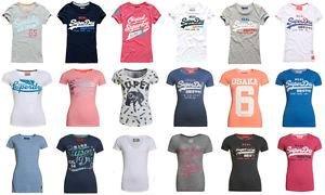 [ebay] Superdry Damen T-Shirts