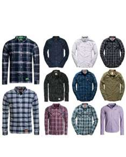 [ebay] Herren Superdry Shirts