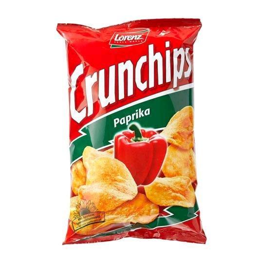 (Edeka lokal Kaiserslautern) Crunchips Paprika - MHD fast abgelaufen gratis
