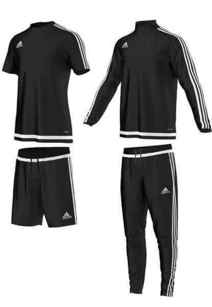 Adidas Trainingsset Tiro 4-teilig