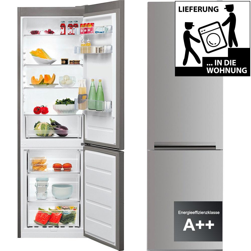 BAUKNECHT Kühl-/Gefrierkombination KG 225 A++ IN Kühlschrank 339 L LessFrost  FREI VERWENDUNGSSTELLE  @ebay 369€