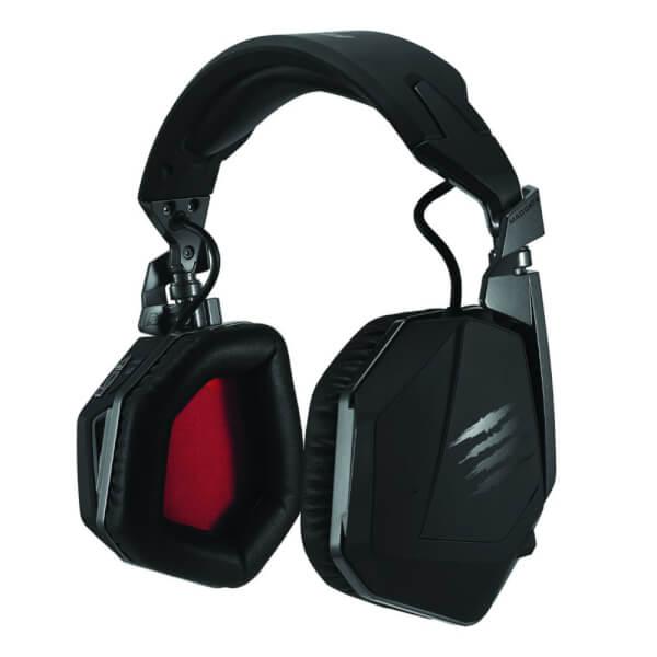 Mad Catz F.R.E.Q.9 für 79,79€ @ zavvi - kabelloses Gaming Headset