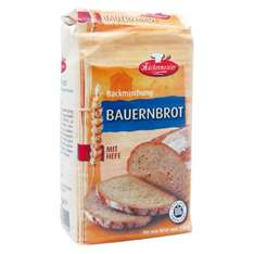 [Amazon Prime] Bielmeier - Küchenmeister Brotbackmischung Bauernbrot (15 x 500 g) 9,01€