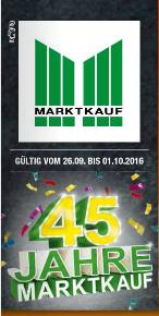 [Marktkauf] Haribos und Rittersport - 45 Jahre Marktkauf - Region Nord