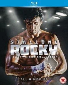 (Zavvi) Rocky - Complete Saga [Blu-ray] in deutsch