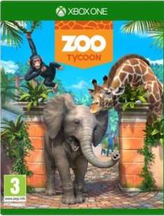Zoo Tycoon Xbox One - Digital Code (Cdkeys)