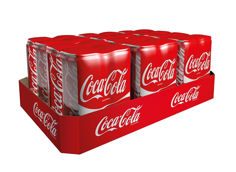 24 x 0,33l Dosen Cola, Mezzo Mix, Fanta & Co. ab je 5,48 € (0,23 € pro Dose) durch Spar-Abo@ [Amazon.de]