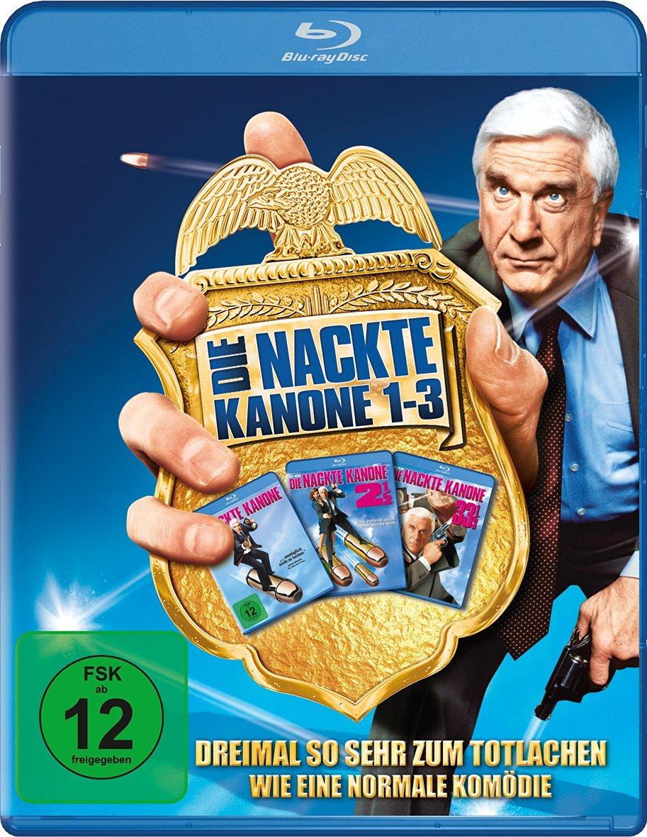 """""""Die nackte Kanone 1-3"""" (Bluray) für 14,97€ & """"Magnum - Die komplette Serie"""" (44 DVDs) für 36,97€ [Amazon]"""