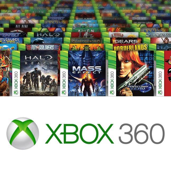 Für (Very) Late Adopter - XBOX 360 Spiele als Neuware für 2,99 bis 4,99 Euro - teilweise XBOX One kompatibel [Sammeldeal]