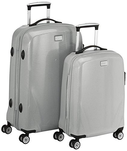 Mirano Koffer-Set, 70 cm, 120 Liters, Grey für 46,67€