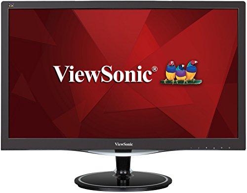 """111 Euro für 1ms, Free Sync 24"""" Gaming Monitor von Viewsonic VX2457-mhd"""