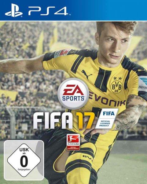 FIFA 17 für 46,95€ inkl. Versand