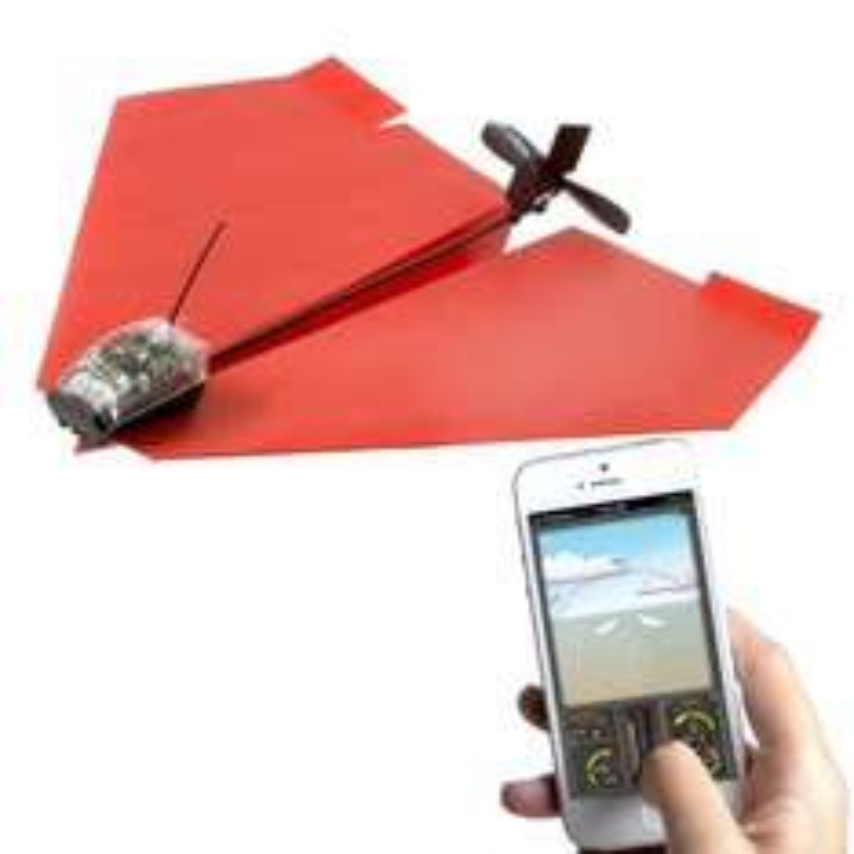 [eBay] Papierflieger via Smartphone App steuern. Power up 3.0
