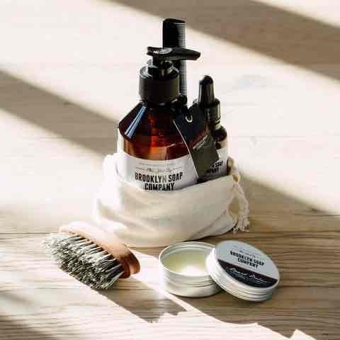 Brooklyn soap Company Bartpflege gratis testen!