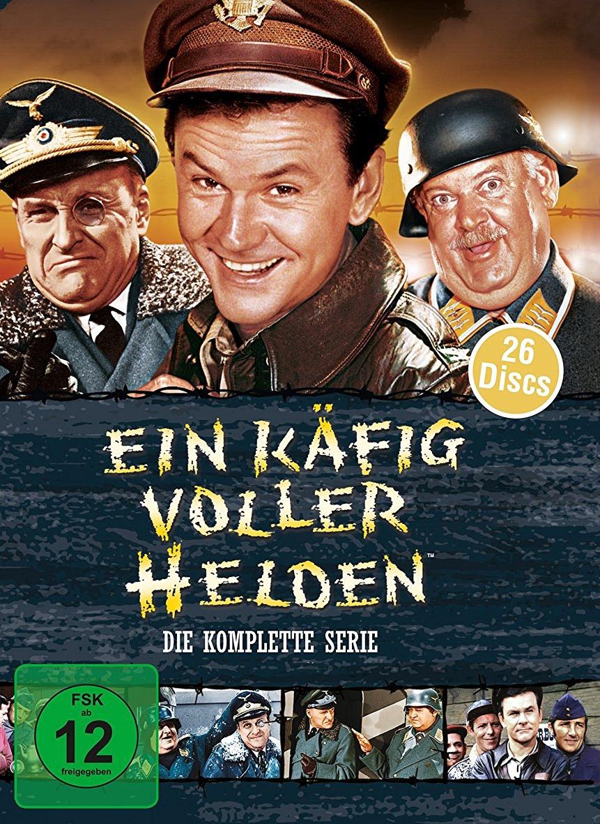 Ein Käfig voller Helden - Die komplette Serie (26 DVDs) für 36,97€ [Amazon]