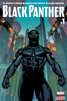 5 digitale Comics von Marvel kostenlos (u.a. Dr. Strange und Black Panther) [Marvel]