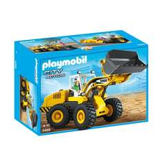 Playmobil™ - Radlader (5469) ab €19.- [@Real.de]