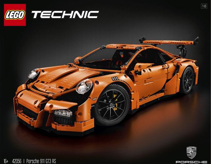 Lego Technic Porsche 42056 bei Multi in Leer und Emden