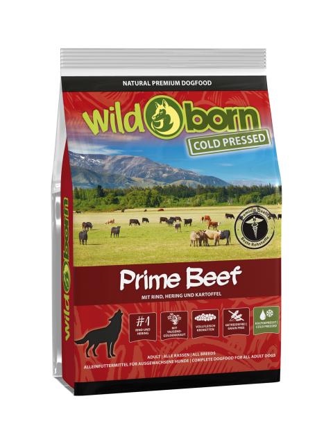 1,5 kg kaltgepresstes, getreidefreies Hundefutter von Wildborn für 2,90 € + Hundepfeife + Messbecher
