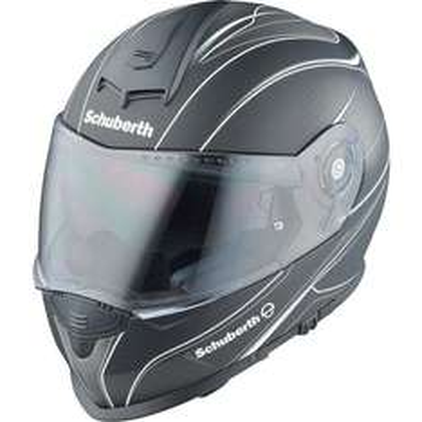 Motorradhelm Schuberth S2 Wave oder Schwarz Matt für 299€ bei Louis viele Größen on und Offline durch Rabatt Aktion
