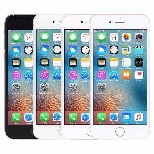 """Apple iPhone 6s 128GB für 575€bei eBay - refurbished """"wie neu"""" von asgoodasnew"""