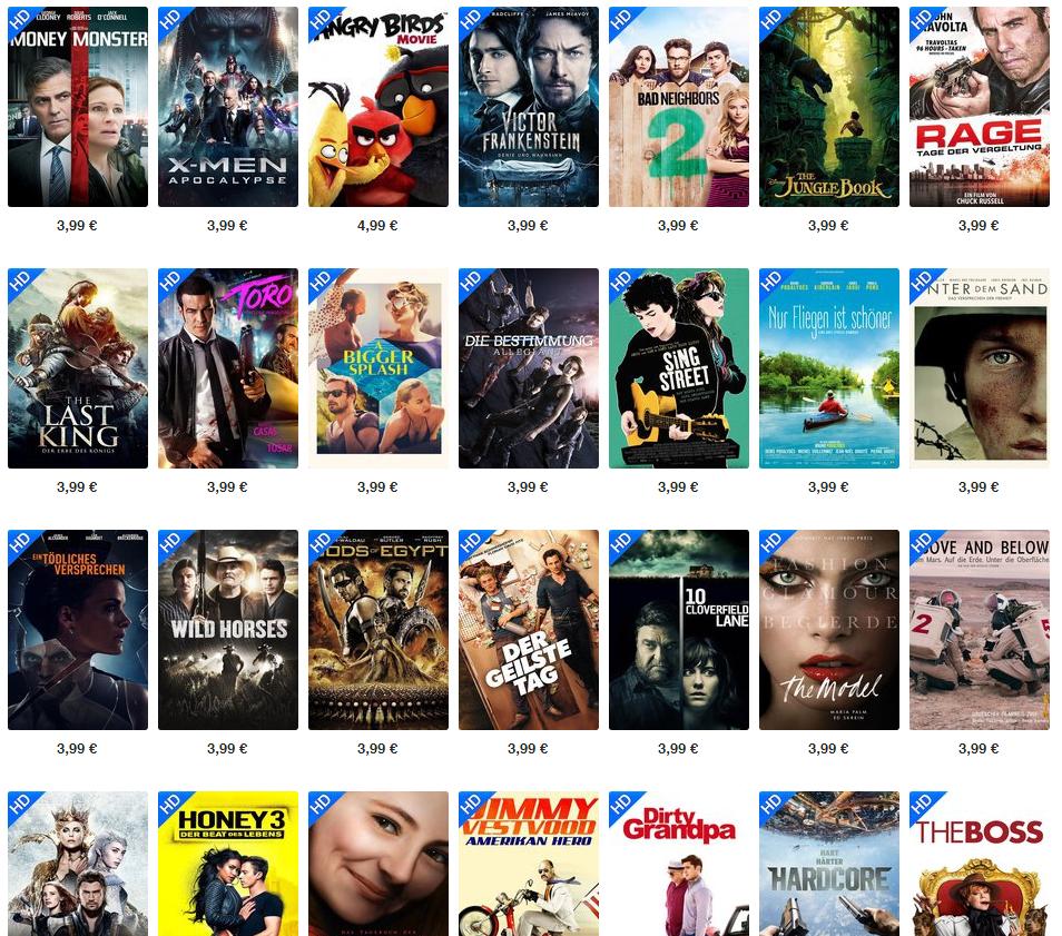 Aktuelle Filme in HD für 4,99 € kaufen @wuaki