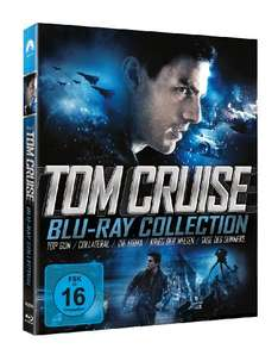 [Amazon Prime] Tom Cruise Collection [5 Blu-ray Filme]