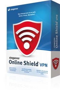 Steganos Online Shield VPN kostenlos statt 21€ (Windows, iOS & Android) (2GB Traffic pro Monat für 12 Monate)