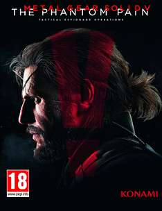 Metal Gear Solid V 5 The Phantom Pain @ Ebay