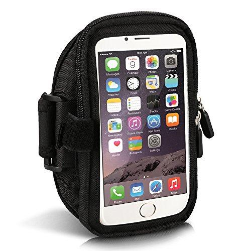 [Amazon] Sportarmband für Handys mit Extra Tasche für 7,36€(Prime)