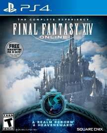 (Amazon.com) Final Fantasy XIV: The Complete Experience (PS4) für 18€