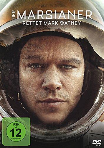 AMAZON - Der Marsianer - Rettet Mark Watney für 7,99 + Versand I  UVP : 9,99