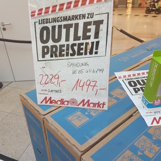 Samsung UE 65 KU 6179 Media Markt Gießen (lokal?)