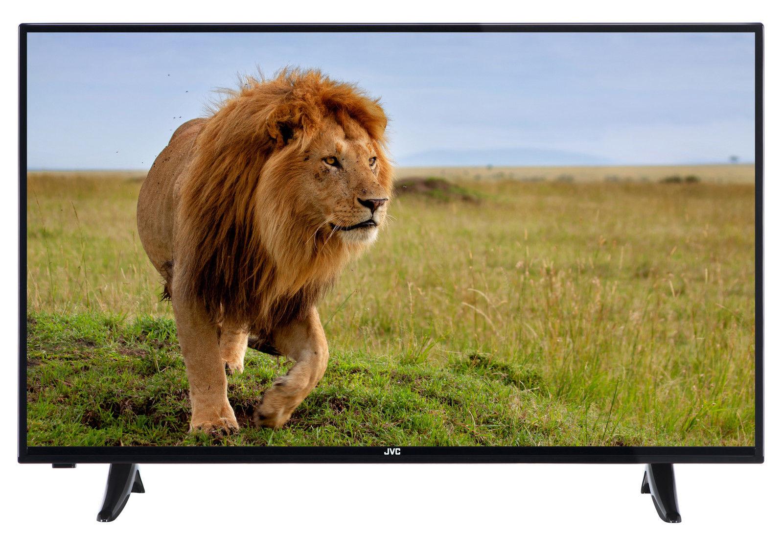 """eBay 15% Aktion: JVC LT-40VG764 LED Fernseher 40"""" Zoll 102cm Full HD TV DVB-C/-T/-S2 SmartTV WLAN L@ 246,40 Euro inkl. Versand"""