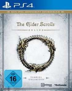 The Elder Scrolls Online: Tamriel Unlimited (Steelbook Edition) [PlayStation 4]