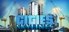 Cities: Skylines für 6,01€ [Gamesrocket]