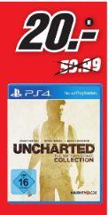 [Lokal Mediamarkt Neunkirchen] Uncharted - The Nathan Drake Collection (PS4) für 20,-€