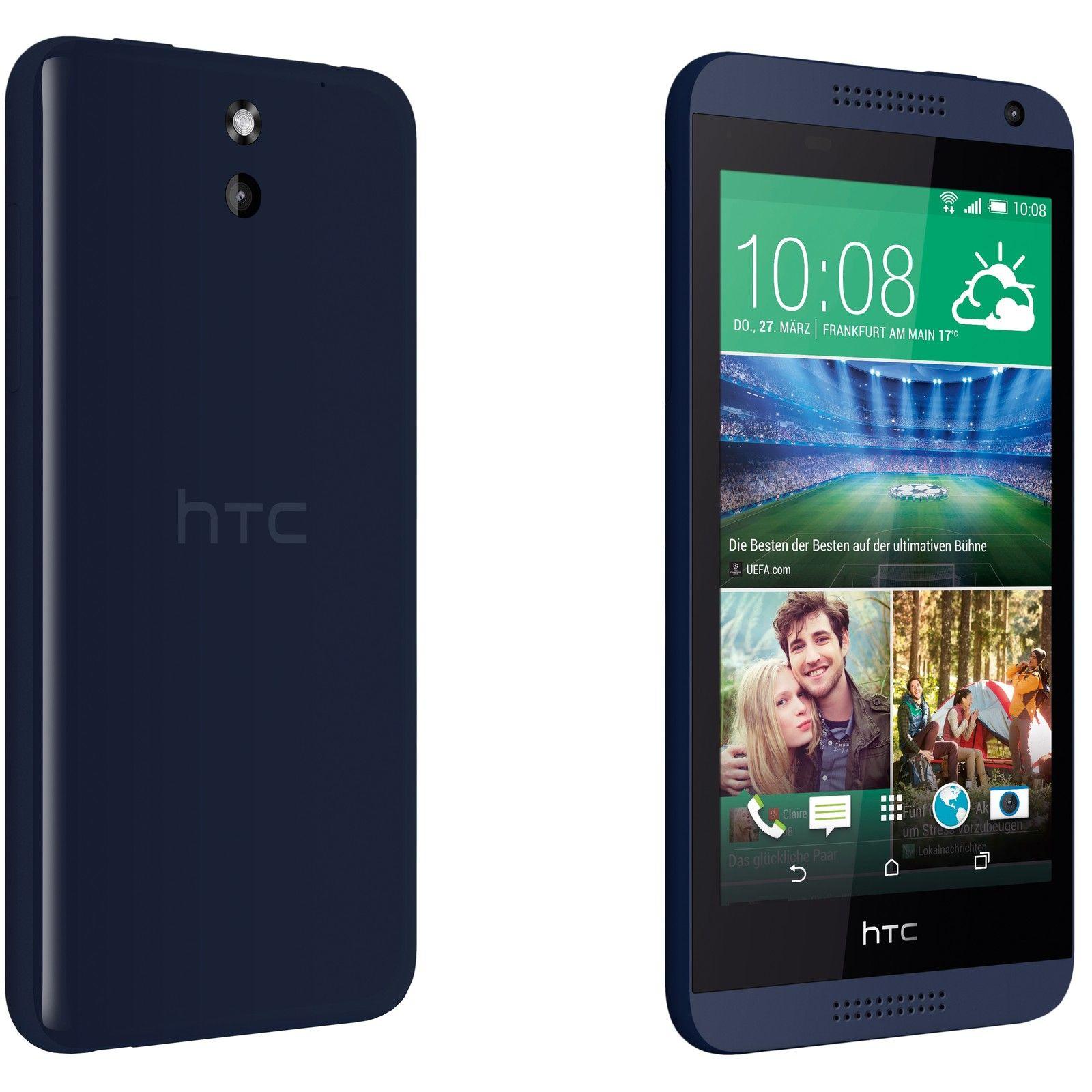Ebay WOW Angebote! HTC Desire 610 Blau Android Smartphone