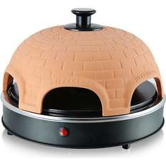 Emerio PO-110450 Pizza Ofen/Pizzarette