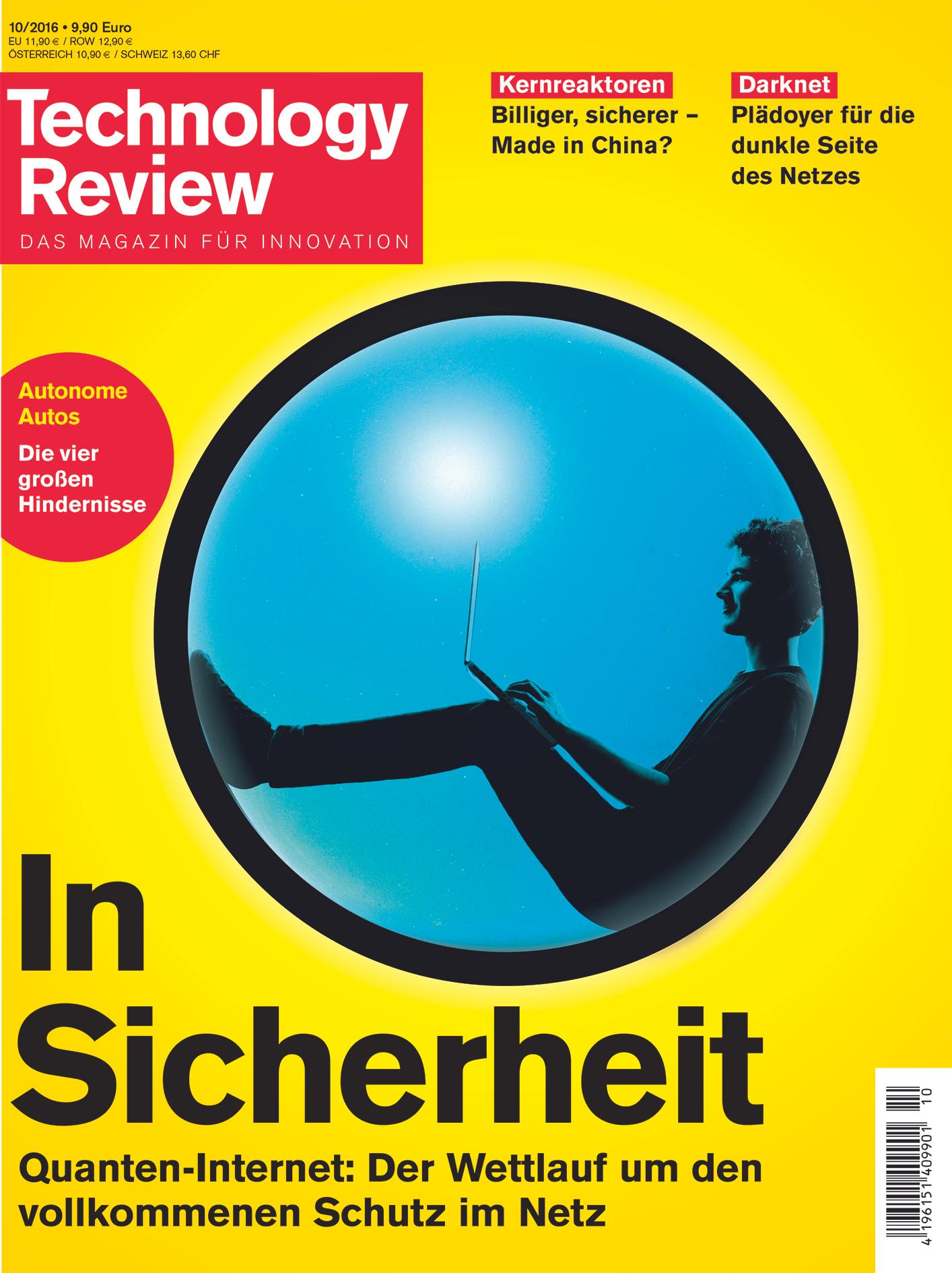 Technology Review: 2 Ausgaben Kostenlos (Digital)