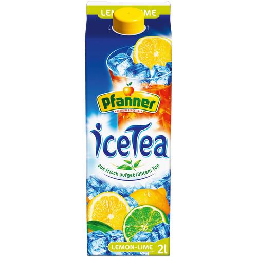 [offline Rewe] Pfanner Ice Tea 2 Liter für 0,97 Euro