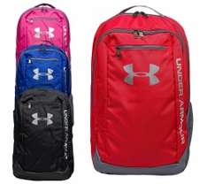 Under Armour Hustle Backpack mit gepolstertem Laptopfach für 9,99 €