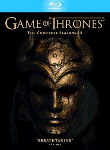 (Zavvi) Game of Thrones - Season 1-5 Slimline Blu-ray / und Stafel 1-6 vorbestellbar zum Preis von € 83,99