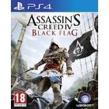 (Amazon Prime) Assassins Creed 4: Black Flag (PS4) für 11€