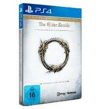 The Elder Scrolls Online: Tamriel Unlimited - Steelbook Edition (PS4) für 9,99€ (Saturn)